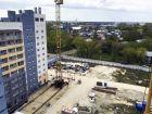 Ход строительства дома № 1 в ЖК Удачный 2 - фото 56, Май 2020