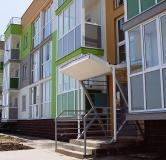 Ход строительства дома №5к1 в ЖК Загородный мкрн Акварель  микрогород Стрижи -