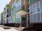Ход строительства дома №7к2 в ЖК Загородный мкрн Акварель  микрогород Стрижи - фото 4, Апрель 2017
