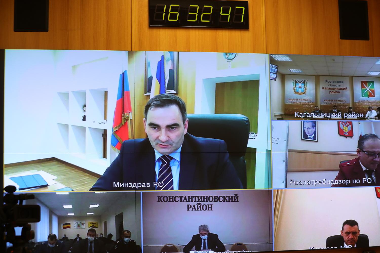 Еще два ковидных госпиталя на 250 коек откроют в Ростовской области